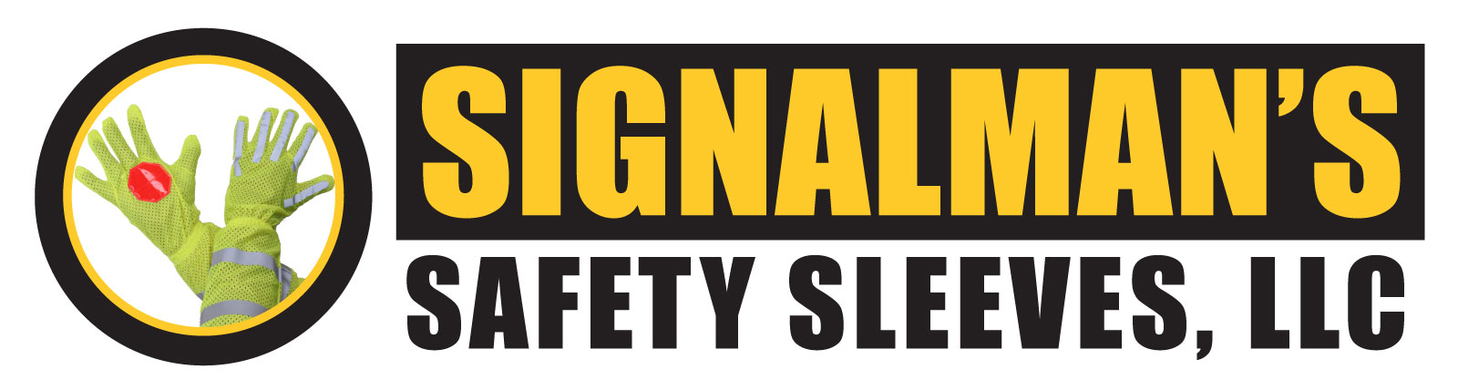 Signalman's Safety Sleeves
